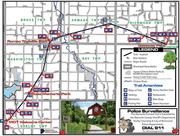 Macomb Orchard Trail - Trail Guide Map | Macomb County on royal oak, sterling heights, michigan map, oakland county, marlette map, trenton county map, st. clair county, rockford county map, downtown mt clemens map, central oklahoma county map, oklahoma county county map, ypsilanti county map, monticello county map, oakland county map, mackinac county, kent county, port huron, wayne county map, lapeer county map, maricopa county, chillicothe county map, washtenaw county, detroit area map, leelanau county, early county map, joliet county map, washtenaw county map, livingston county, monroe county, wayne county, grand rapids county map, red wing county map, metro detroit, livingston county map, mount clemens, garden city,